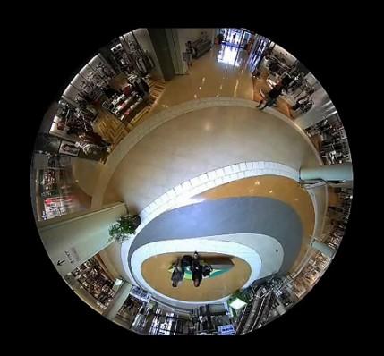 360°全景网络摄像